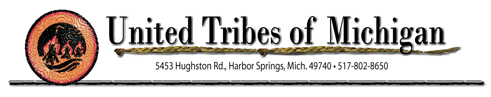 United Tribes of Michigan Logo